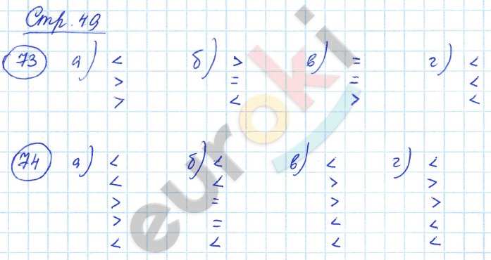 ГДЗ по математике 3 класс рабочая тетрадь Истомина, Редько Часть 1, 2. Задание: стр. 49